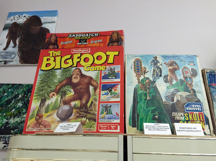 Bigfoot Game