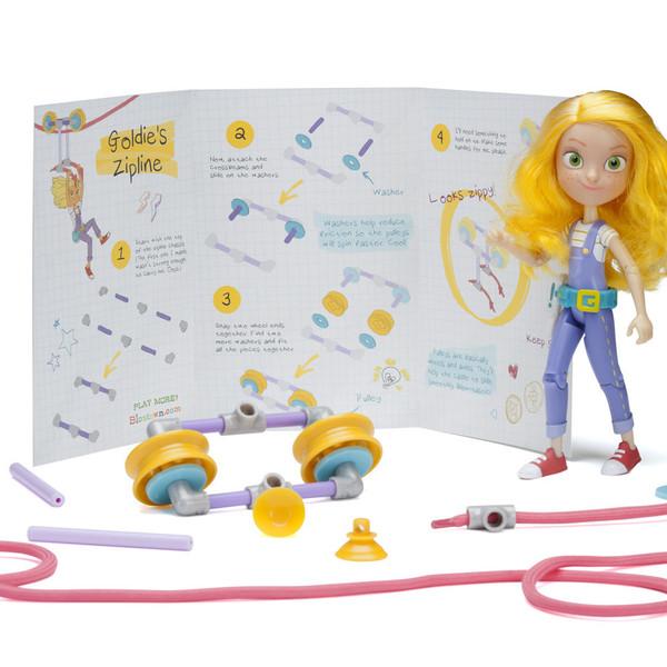 Goldie's Zipline