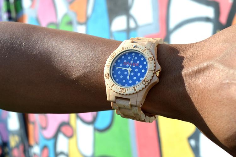 SPGBK Wooden Watches