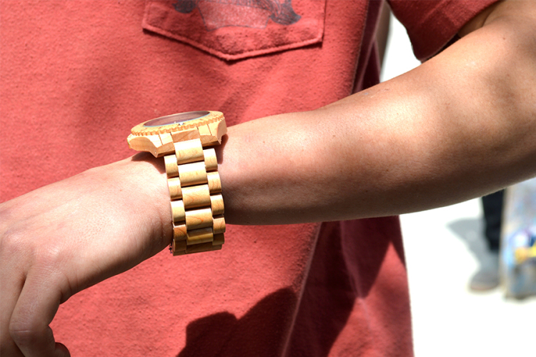 SPGBK Wooden Watches