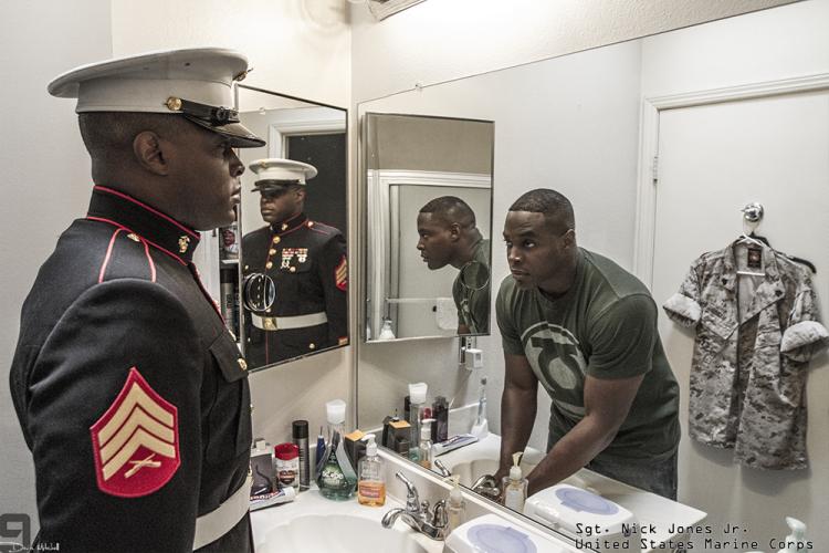Sgt Nick Jones, USMC