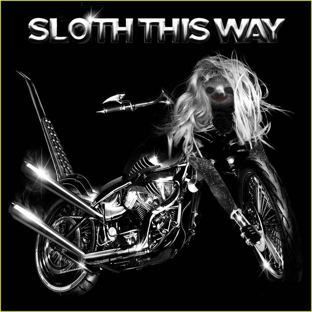 Sloth This Way
