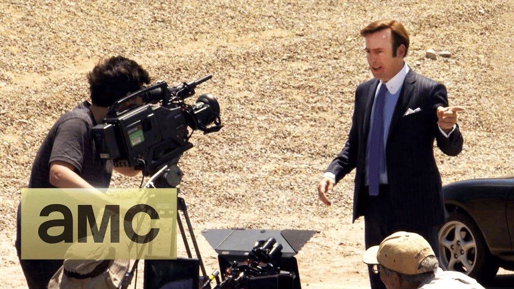 A  Behind-the-Scenes Preview on the Set of the Highly Anticipated Show 'Better Call Saul' on the AMC Network