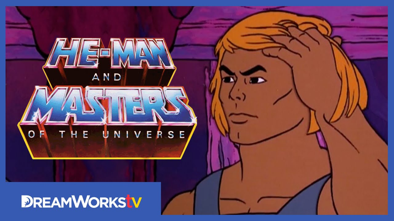 A Supercut of Great One-Liners Blurted Out by He-Man on the Animated Series 'He-Man and the Masters of the Universe'