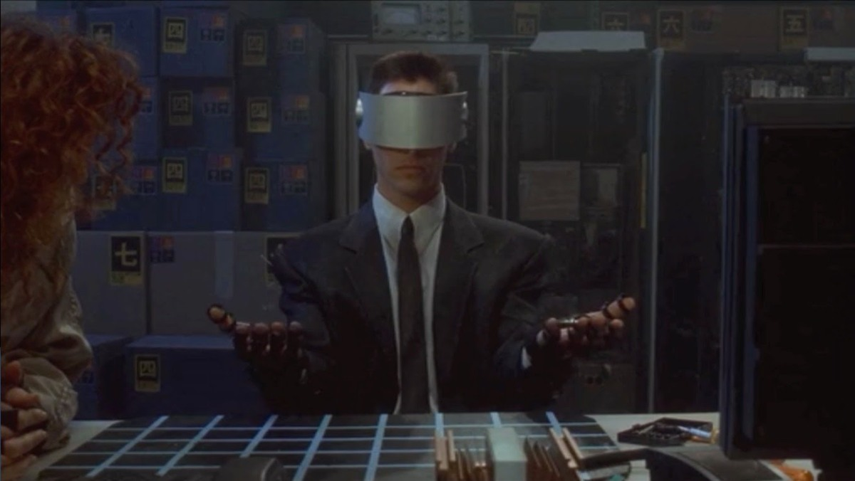 Remarkable, rather computer world domination films