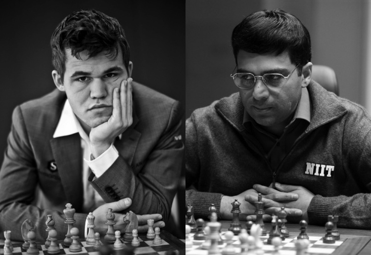 Carlsen Anand 2014
