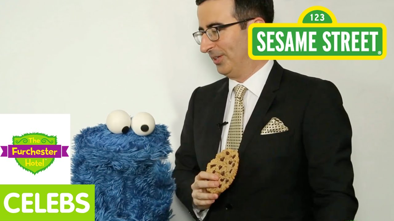 John Oliver Delivers Some Bad News to Cookie Monster About Life in the United Kingdom