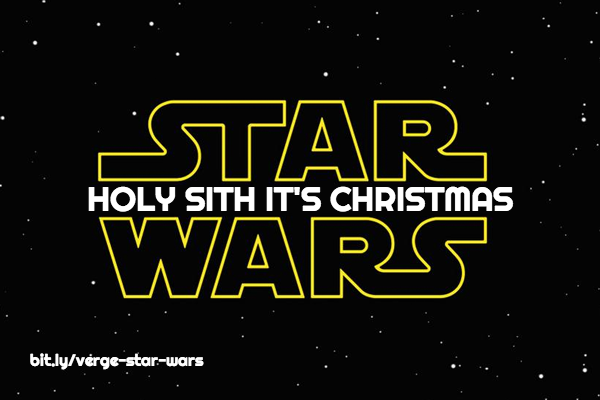 Holy Sith Christmas