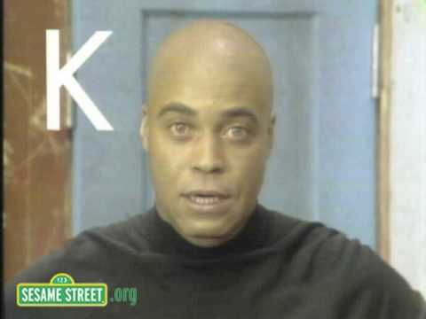 James Earl Jones Recites the Alphabet in a 1969 Clip From 'Sesame Street'