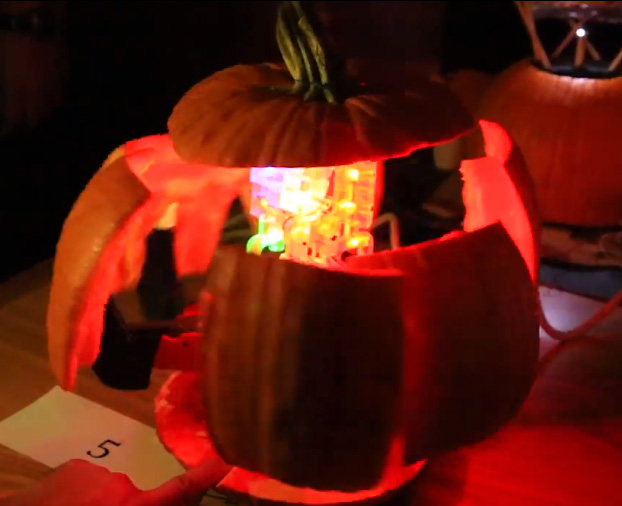 The Astonishingly Sophisticated Techno-Pumpkins Created at ...