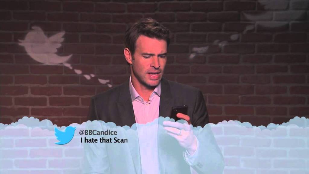 Part Eight of Celebrities Reading Mean Tweets About Themselves on 'Jimmy Kimmel Live'