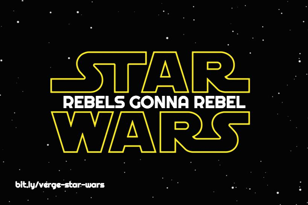 Rebels Gonna Rebel