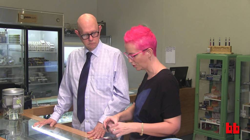 Renowned Expert Explains to Xeni Jardin How Medical Marijuana Can Alleviate the Side Effects of Chemotherapy