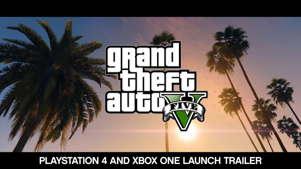 Rockstar Games Releases PlayStation 4 and Xbox One Launch Trailer for the Re-Release of 'Grand Theft Auto V'