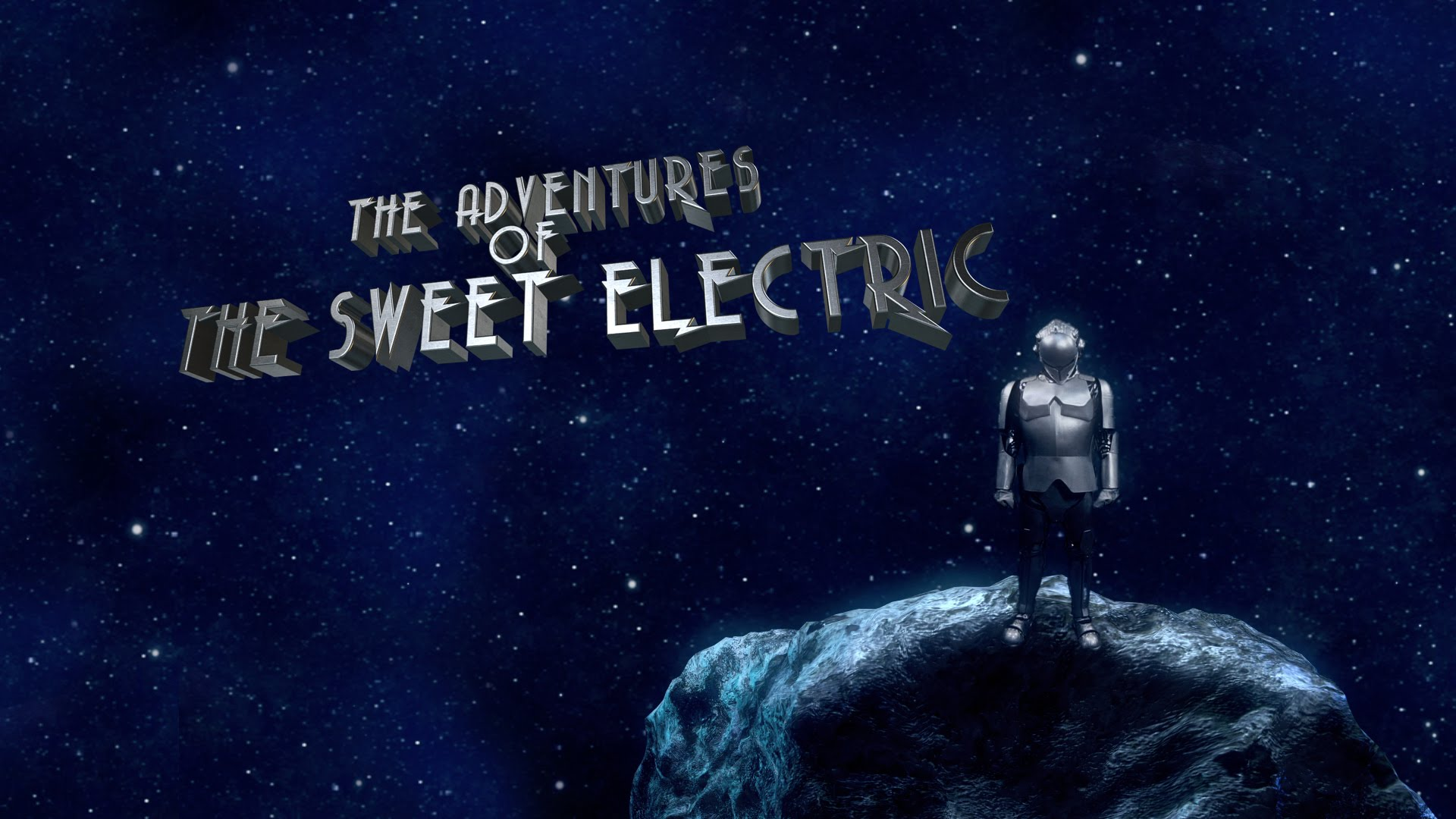 'The Adventures of The Sweet Electric', Liam Lynch's Bizarre Video Series About a Spacefaring Android Band