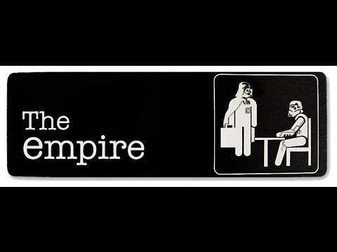 'The Empire – Episode 1: Lunchbox', A Mashup Parody of 'Star Wars' and 'The Office'