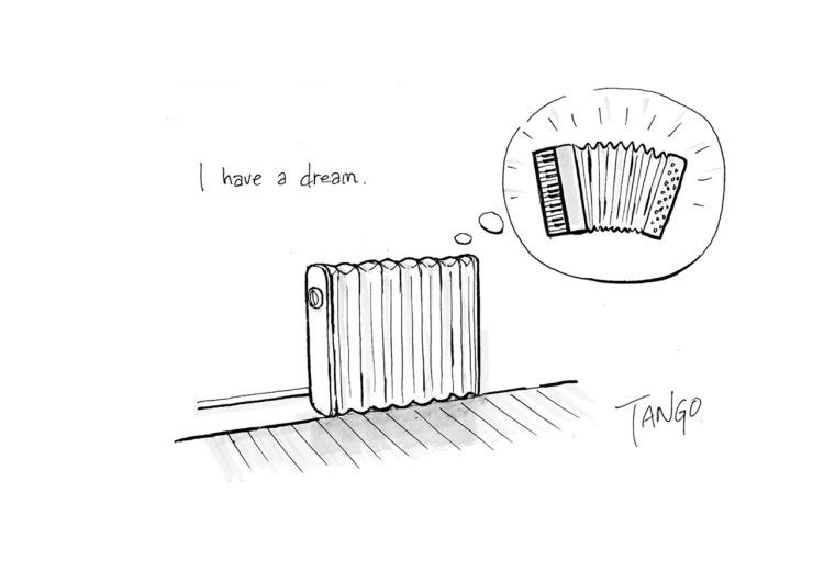 Wonderfully Simple Web Comics by Tango