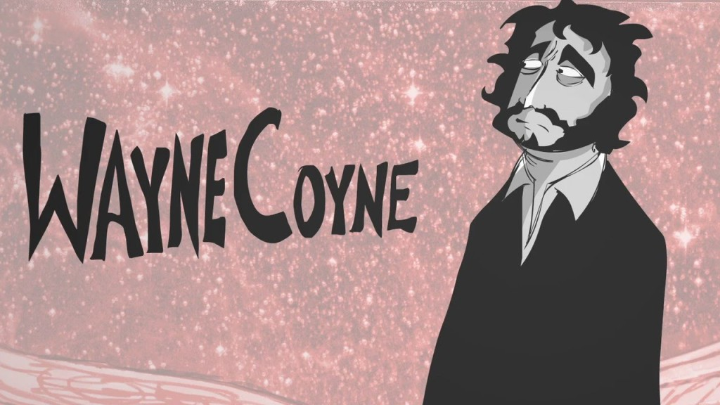 Wayne Coyne of 'The Flaming Lips' Opens Up About Confronting Death in a 2002 Phone Interview Animated for PBS