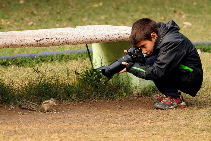 Young Wildlife Photographer of the Year Carlos Perez Naval