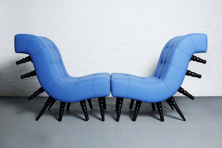 Milli Chair by Duffy London