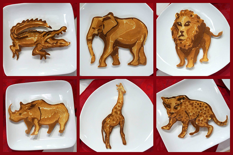 Saipancakes Animals