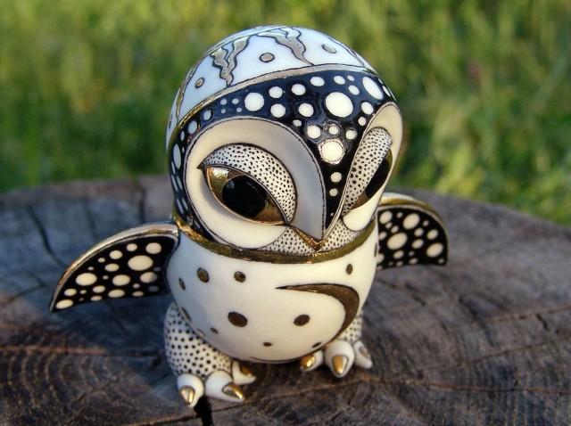 Beautiful Painted Porcelain Animals