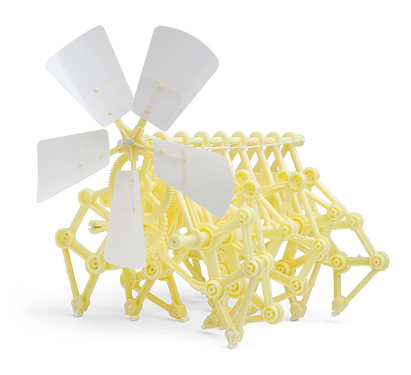 Theo Jansen Strandbeest Model Kits by ThinkGeek