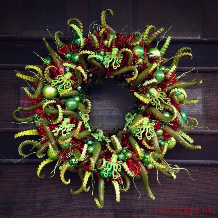 Cthulhumas Wreath