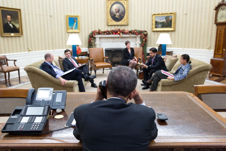 Interview With White House Photographer Pete Souza