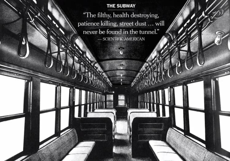 1904 Subway