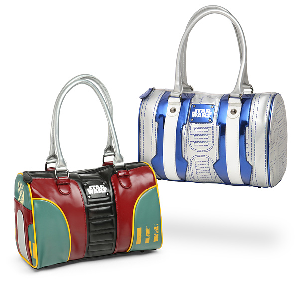 Star Wars Bowling Bag Style Purses
