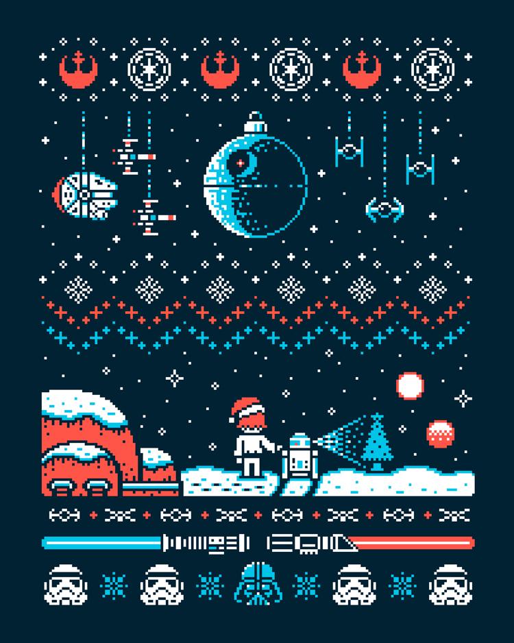 Star wars схема вязания 60