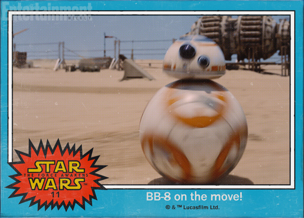 #11 — BB-8 on the move