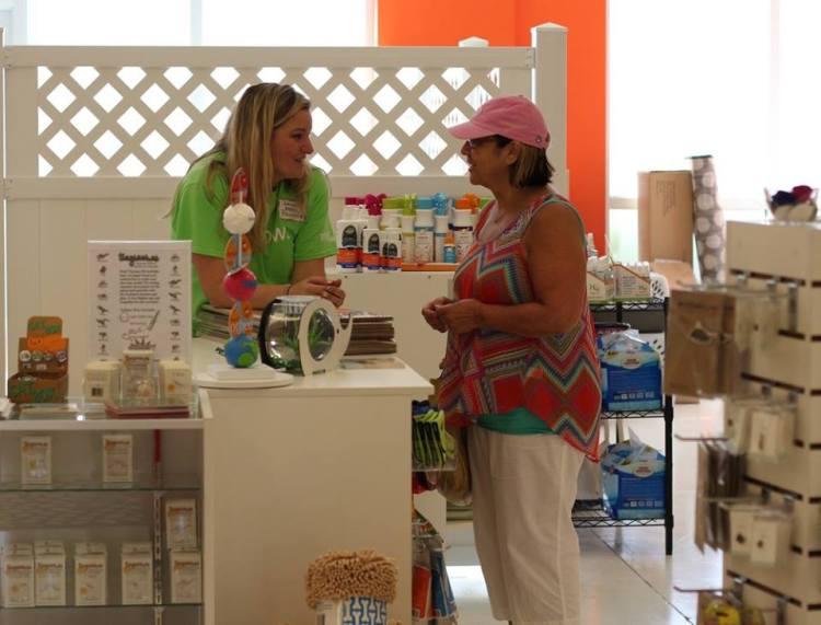 Ericka and Customer