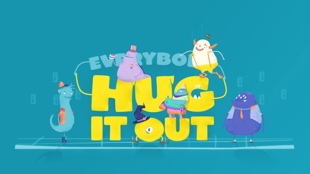 'Hug It Out', A Colorful Animation Explaining the Many Benefits of Hugging