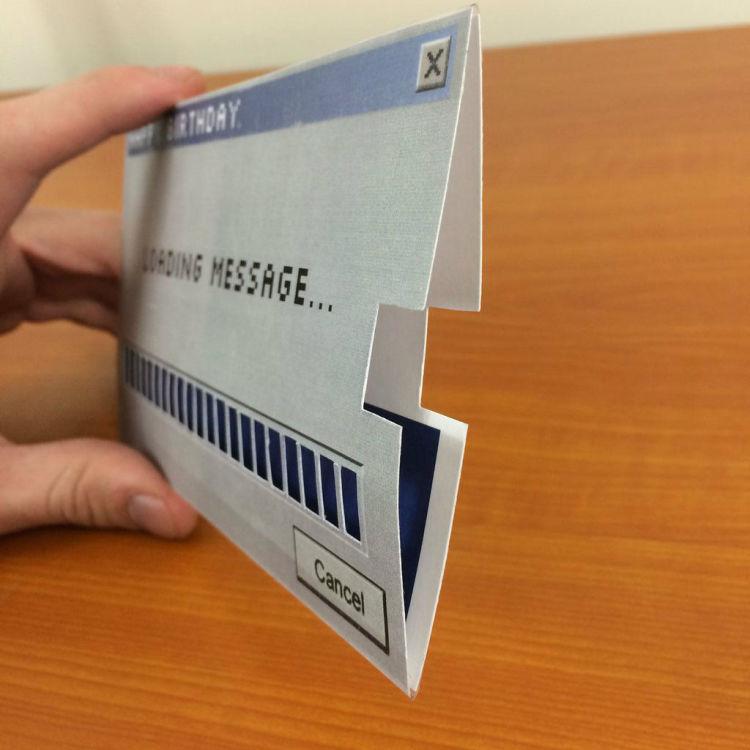 Loading Card