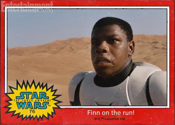 #76 — Finn on the run