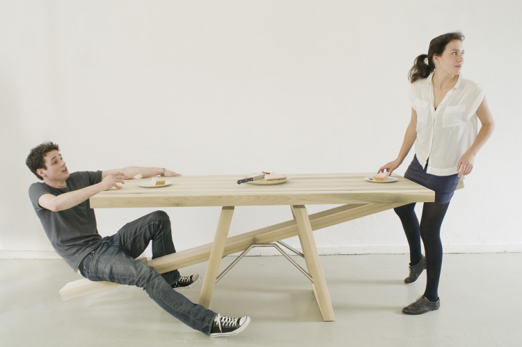 Imbalanced SeeSaw Table