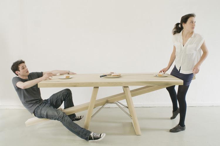 Imbalanced SeeSaw Table