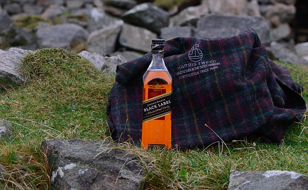 Johnnie Walker Harris Tweed