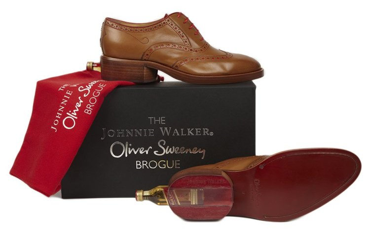 Johnnie Walker Oliver Sweeney