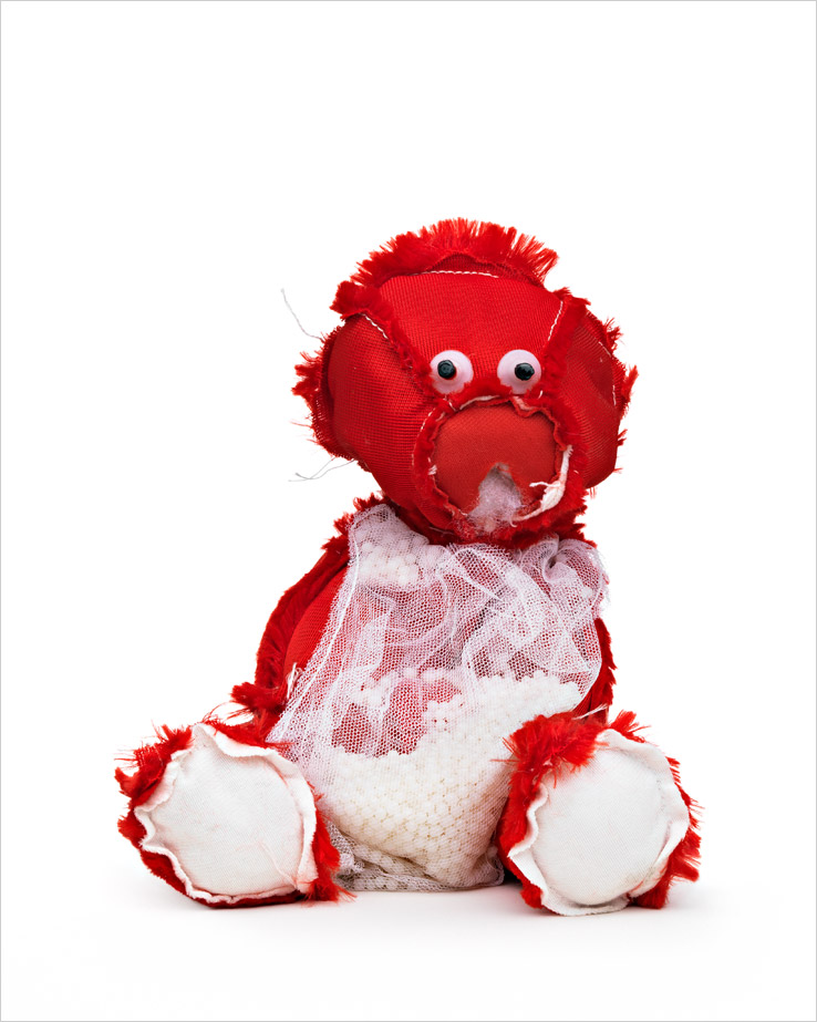 Photos of Inside Out Teddy Bears by Kent Rogowski