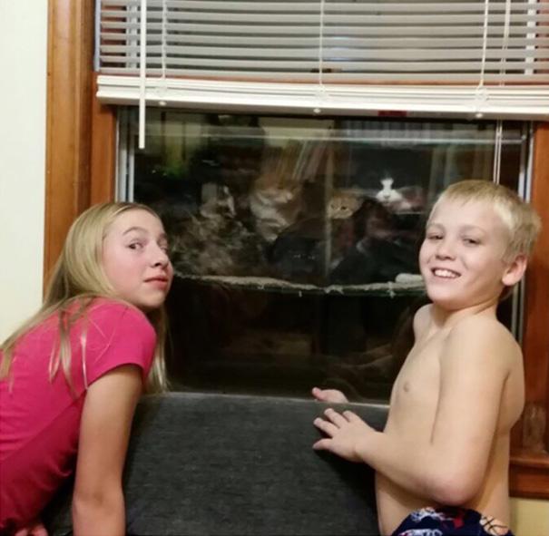 Kids and Cataquarium