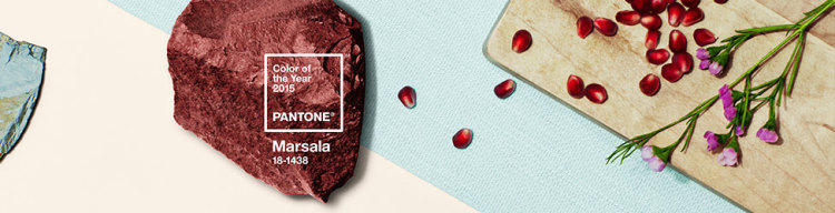Marsala - 2015 Color of the Year