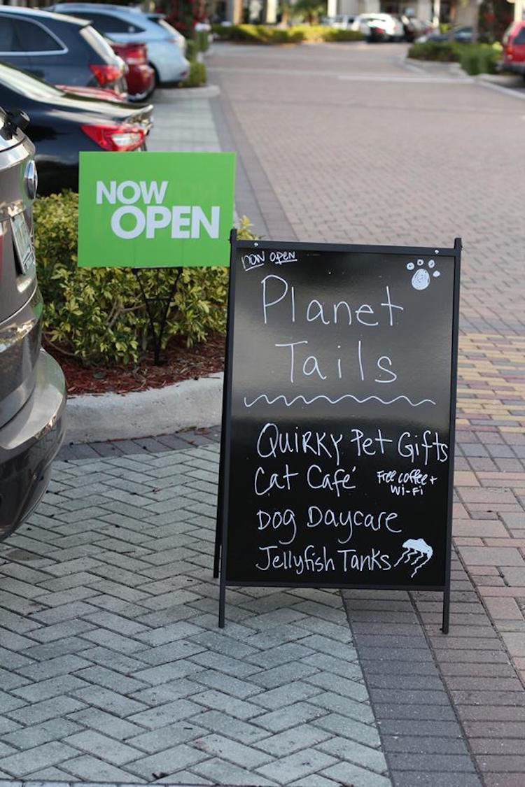 Planet Tails