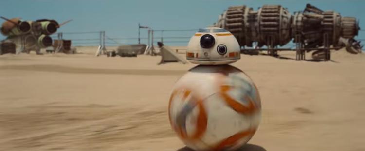 Star Wars Episode VII Astromech Droid