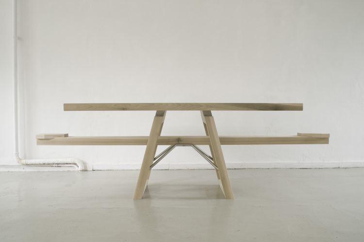 SeeSaw Table - Courtesy Table