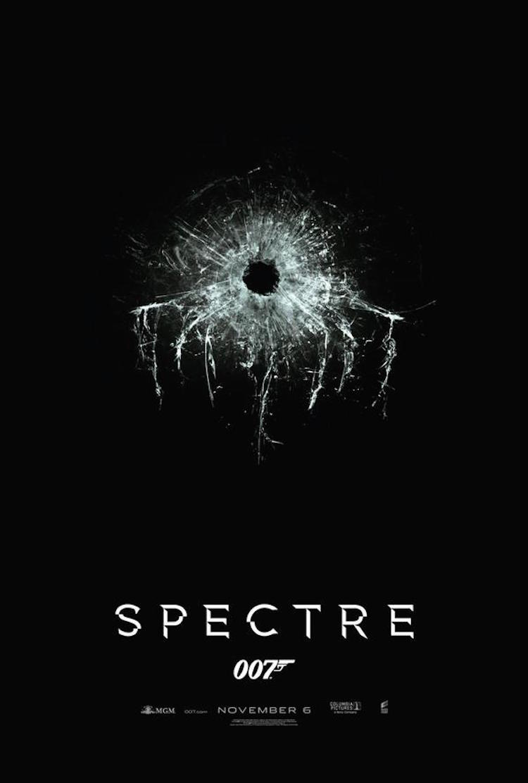 Spectre Official Poster