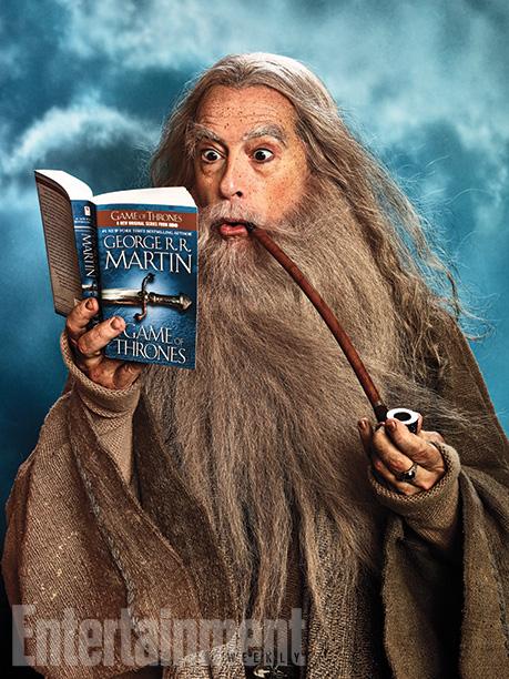 Galdalf the Literate