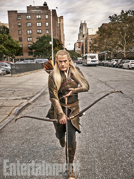 Legolas in the Streets
